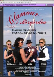 Glamour i Skärgården 2009